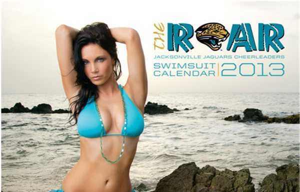 Roar Swimsuit Calendar 2013