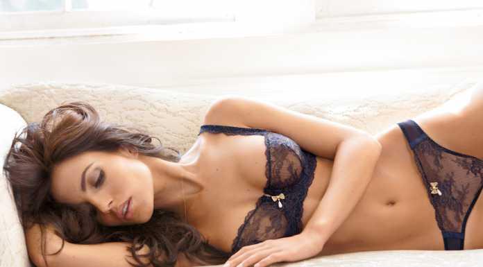 Diana Morales Intimissimi Lingerie 03