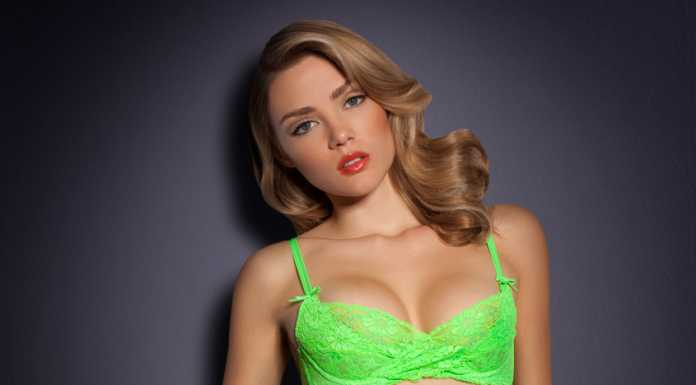 Agent Provocateur Serie Margot Neon