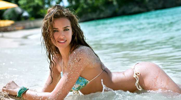 Irina Shayk Sports Illustrated 2014