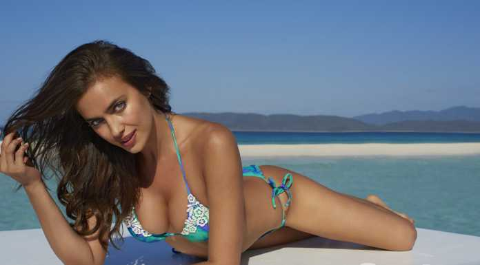 Irina Shayk Sports Illustrated Swimsuit 2014 - 03