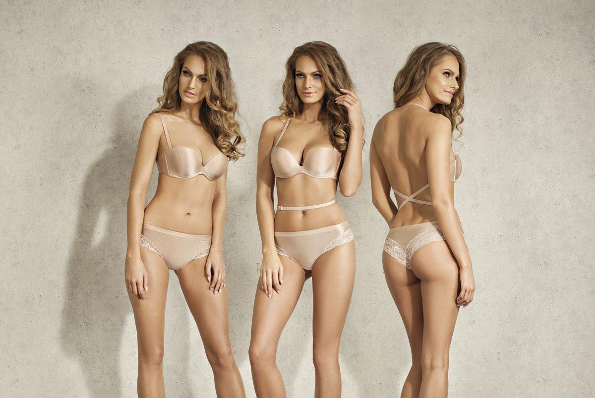 Lisca Fashion Unique ein BH 6 Möglichkeiten